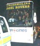 The homecoming following Crossmolina's All-Ireland victory. 16-04-2001