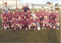 2010 Crossmolina U10 Team