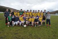 St Tiernans U15 2012 Mayo Champions