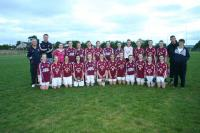 Crossmolina U14s Winners of U14A County League Final 2010