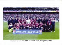 2001 Crossmolina All Ireland Club Champions
