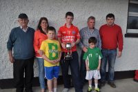 Ryan Lynch Cup Presentation 2014