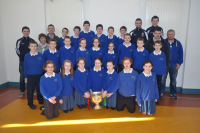 Minors at Crossmolina NS #1