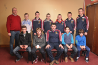 2014 Players of the year Bord na nÓg