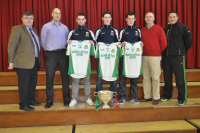 Gortmor Abbey Minor Presentation 2014