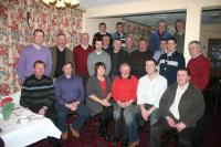 Bord Na Nog Coaches night ou January 2010