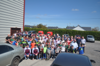 Clubs MAyo U21s welcomed home