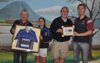 San Franciso GAA & McHale Rovers  & Deelrovers Presentations
