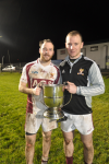 M Gallagher & Jhn Garrett Junior winners 2013