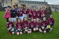 Crossmolina NS Girls Team 2014 NM Cumann Finalists