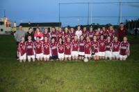 2010 U16 Deel Rovers B Championship Winners