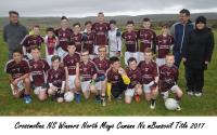 2017 NM Cumann na mBunscoil winners