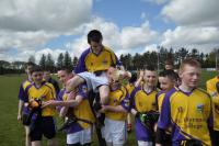 St Tiernans First Year Mayo Winners 2012