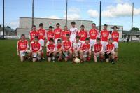 Belmullet U15s Ryan Lynch Memorial 29-05-2010