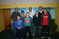 2010 Bord Na Nog Presentation night Quiz winners