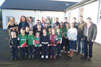 Minors visit Kilacraun