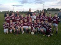 Crossmolina 2011 National Schools Team & Coaches, winners of North Mayo B Championship 1st July 2011