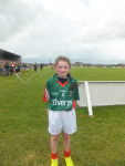 Crossmolina NS Representative at Connacht Football Semi Final