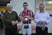 Presentation of Ryan Lynch Memorial Cup 29-5-2012