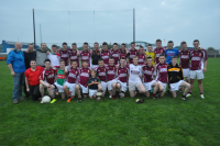 North Mayo Minor A Champs 2014