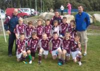 2010 U10s at Knockmore Blitz 21-08-10