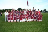 Crossmolina U14 Girls Winners of U14A County Championship 2010