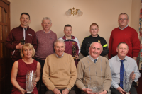2014 Deelrovers Club award winners