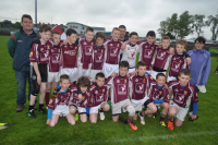 Crossmolina NS Boys 2014 NM Cumann Finalists