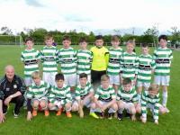 Celtic Under 13 Premier Champions 2015