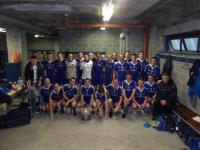 Junior County Champions 2011