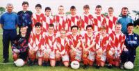 The Sligo/Leitrim Squad which competed in the Kennedy Cup for only the third time.