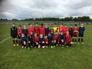 u11 et match v Cherry orchard