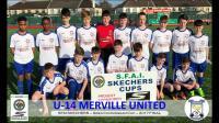 Merville U14 Champs