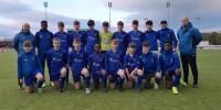 U14 Boys Champions Merville Utd