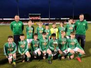 U12 Boys Champions Boyle Celtic