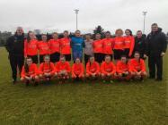 Girls Gaynor Cup U14