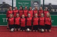 Sligo Leitrim U14 Gaynor Cup Squad 2017