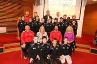 foyle cup reception