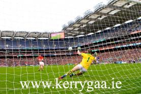 All Ireland Semi Final Draw - Kerry V Mayo