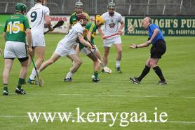 Action from Round  Semi Final V Kildare