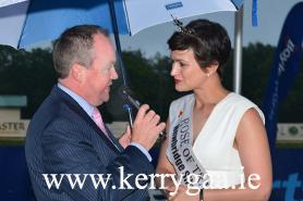 Alan Cantwell interviews Rose of Tralee