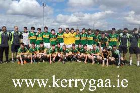 North Kerry U16 Dquad John O Donovan Memorial Munster u 16 Boys winners of Football Tournament