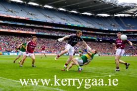All Ireland Qtr Final - Kerry V Galway