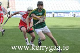 Action from Christy Ring Final 15