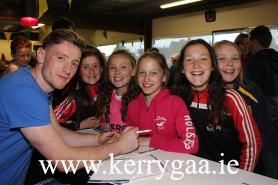 Kerry GAA Fans Enjoying the night