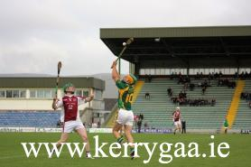 Some Action from the Intermediate Final Causeway V Kilmoyley