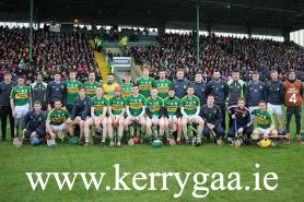 Kerry Senior Hurling Team 2016