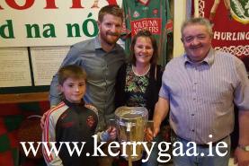 web_Crotta-Hurler-Dara-Nolan-,-Louis-Crotta-and-Kerry-hurler-Cyril-Nolan with Liam mcCarthy cup & Ritchie Power