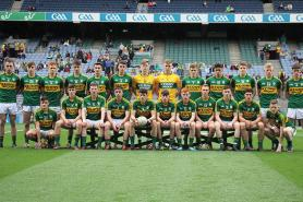 All Ireland Minor Champions 2015
