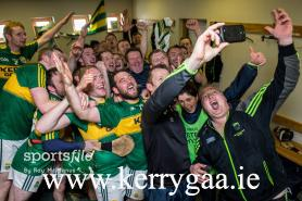 What a Selfie from Kerry Heroes!